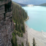Alex Megos Flashes The Path 5.14R at Lake Louise