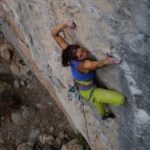 Kim McGrenere in Mexico and Sends First 5.13d