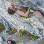 Adam Ondra Sends New Queen Line and Arco's First 5.15b