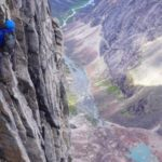 Three New Routes on Alaska Big Wall Xanadu