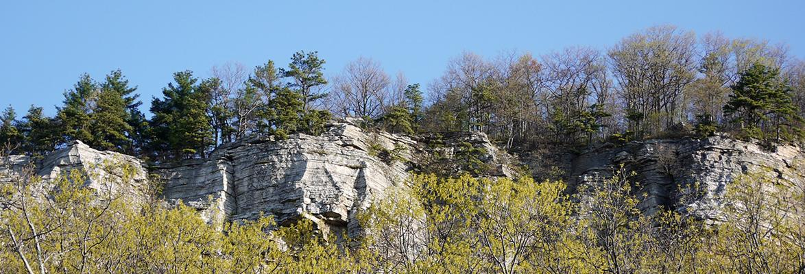 More Shawangunks cliffs like this one are now open for climbers (Photo: Mohonk Preserve)