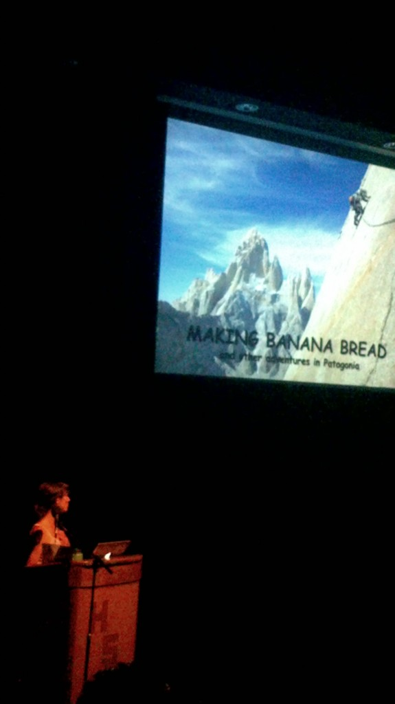 Hart talks about Fitz Roy and Banana Bread