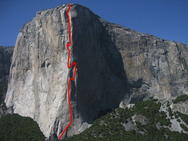Climber Dies On The Nose