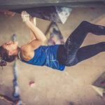 Video: Strength Testing with Margo Hayes at Kraft Bouldering