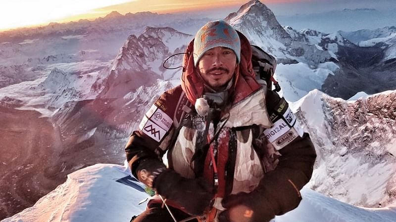 """Image result for Nirmal """"Nims"""" Purja Summits All 14 8,000 Meter Peaks in Just 6 Months 6 Days, Shattering Former Record by Over 7 Years"""
